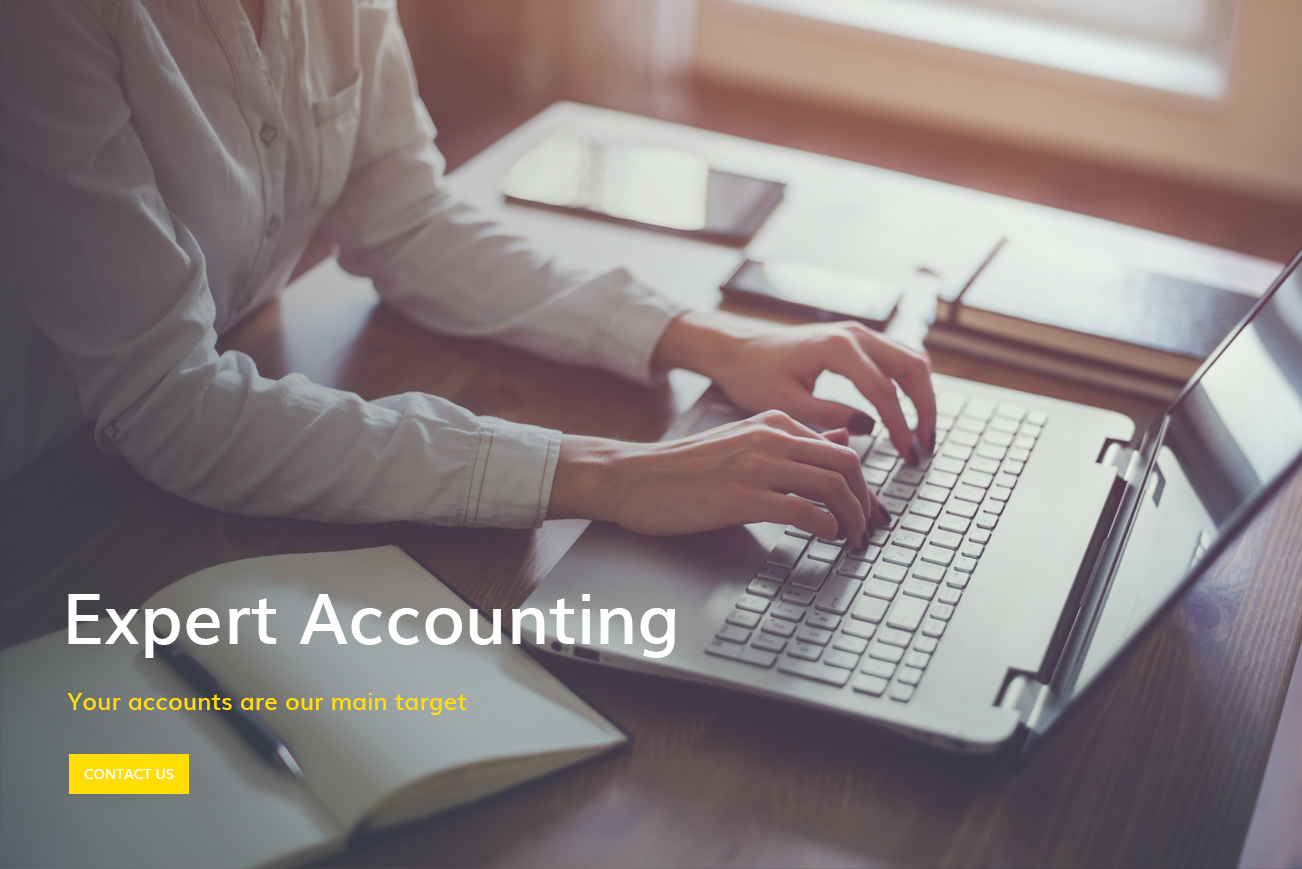 At Gunn Accounting your accounts are our main target