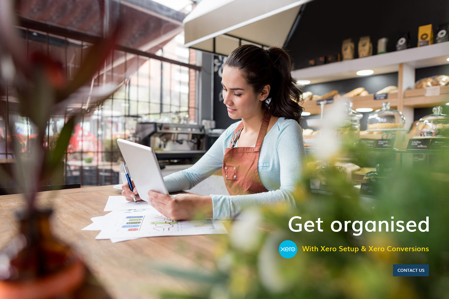 Get Organised with Xero Setup and Xero Conversions with Gunn Accounting